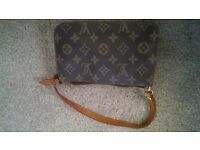 Genuine Small Louis Vuitton Bag