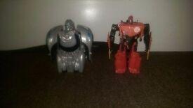 Transformers Duo! Sidewipe