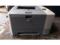 HP 2420 Laser printer works great