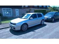 VW GOLF GT 1.9 TDI 6 SPEED. FULL LEATHER