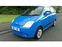 2007 CHEVROLET MATIZ 1.0 SE 5 DOOR * LOW MILEAGE *