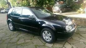 VW Golf 53 Plate in Good Condition(Low Mileage)