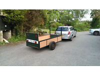 man and trailer - not man and van! - within north york moors