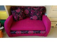 **SOFA BED Kids room or for spare room very good condition and comfy