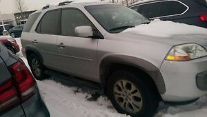 2003 Acura MDX Leather, Roof