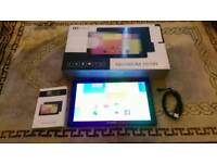 """10.1"""" Goclever quantum 1010N android tablet 8gb 4.4.2 Bluetooth Wi-Fi hdmi USB"""