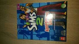 Sims 2 apartment life game guide book