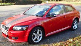 Volvo C30 SPORT (red) 2008