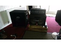 PEAVEY 800 WATTS BASS RIG - MADE IN USA