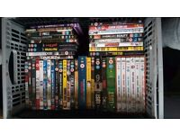 Over 50 dvd's and box sets
