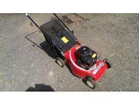 Mountfield Thoroughbred petrol lawn mower