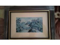 HAND MADE PAINTINGS , STITCHING PAINTINGS