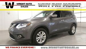2015 Nissan Rogue SV| AWD| SUNROOF| BLUETOOTH| HEATED SEATS|