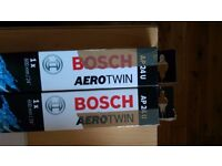 Bosch Aero Twin Wiper Blades AP24U BRAND NEW In The Box
