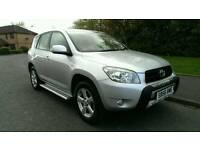 2006 56 TOYOTA RAV4 2.0 XT4 5 DOOR * LOW MILEAGE *