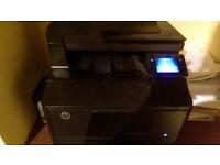 HP printer/scanner/copier/fax