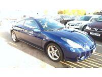 2004 54 TOYOTA CELICA 1.8 PREMIUM PACK ++ LEATHER/ TOP SPEC ++ like hyundai coupe 407 bmw 318ci
