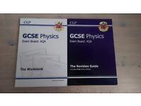 GCSE AQA Physics Textbook & Workbook