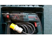 Bosch Rotary Hammer GBH 2-26 DRE Professional with SDS-plus with 110v Lead