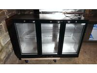 3 Door Drinks Chiller - Excellent Condition