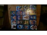 Various DVD videos