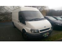 e591ec423d7104 Ford Transit High top - 03 plate - Workhorse Van for sale