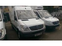 2007 MERCEDES SPRINTER MWB. 4 MONTHS WARRANTY. 1 FORMER OWNER. BRILLIANT DRIVE
