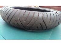 Metzeler 120/60#17 front tyre