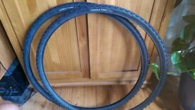Kenda Tyres 700c Cross Country Tyres Pair