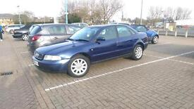AUDI A4 1.9 DIESEL Very economical on fuel, Solid engine