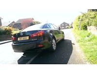 Stunning Black Lexus IS220d at Excellent price - Amazing condition - Priced to sell