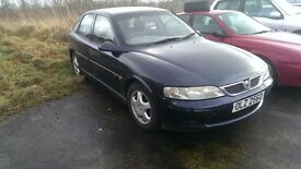 2001 Vauxhall vectra 2.0dti for breaking