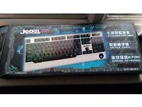 Jedel k700 gaming keyboard