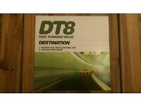 DT8 featuring Roxanne Wilde 'Destination' 12 inch Vinyl Single