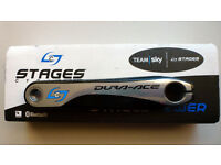 Stages Dura Ace 9000 Powermeter