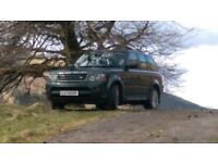 Immaculate Low mileage Range Rover Sport for sale