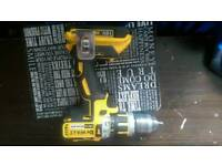 Dewalt brushless combo drill 18v xrp with 2.0ah battery