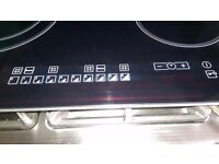 Hotpoint hob and extractor fan