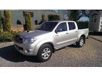 Toyota Hilux 3.0 D-4D Invincible Double Cab Pickup 4dr (Non VAT)