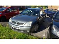 Vauxhall vectra c 53 plate spares or repairs