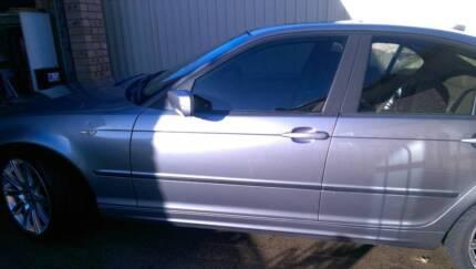 BMW 318i E46 Sedan 11/2001 - 02/2005 Lefthand Front Door Complete Bonnyrigg Heights Fairfield Area Preview