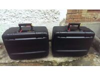 BMW vario panniers for g650gs