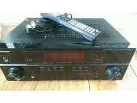 Pioneer audio/video multi channel receiver
