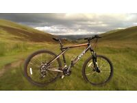 GT Montain bike for sale excellent condition