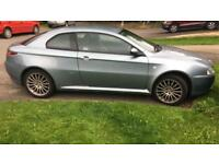 Alfa Romeo GT 2.0 JTS (modernised with Bluetooth)