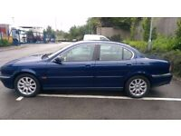 jaguar X type, 2.5 LPG Gas converted with certificate, 2003, Auto, MOT, Service History, Good Runner