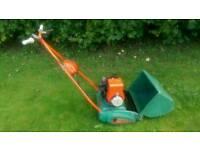 Suffolk Super Colt lawnmower
