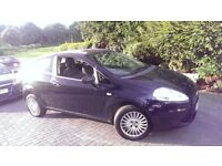 2008 FIAT GRANDE PUNTO 1.2 3dr * CAMBELT DONE, SH, 2 KEYS, IDEAL FIRST * e.g of clio fiesta corsa