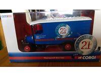 Corgi 21st collector club van