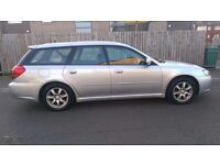Subaru Legacy 2.0L Estate